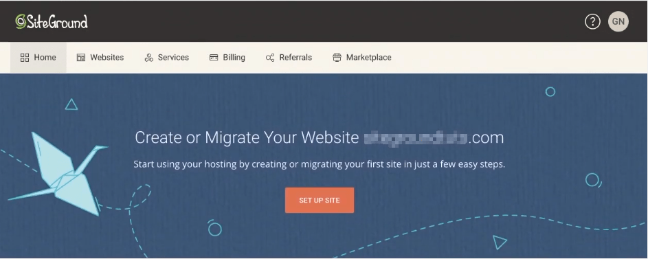 SiteGround主机安装WordPress图文教程